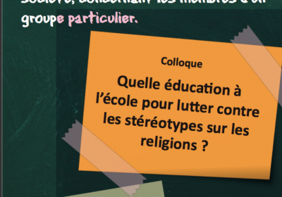 SORAPS at international symposium on religions in the schools in Paris
